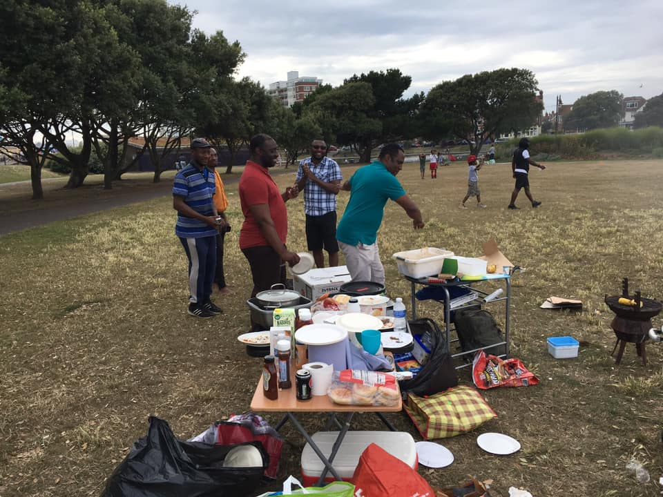 Summer Barbecue 2019 (Aug)