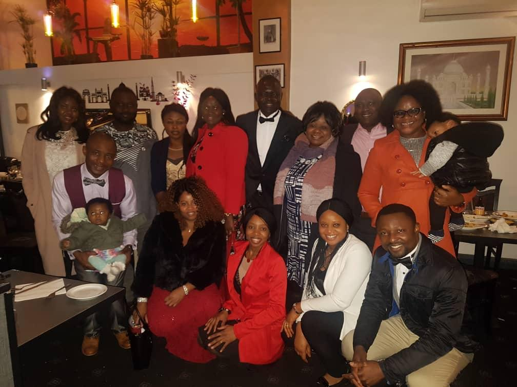 ENVIABLE FAMILY CELEBRATION (FAMILY LUNCHEON) ON 9TH FEB, 2019