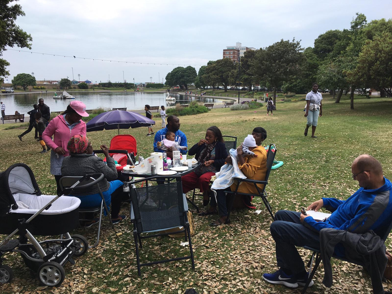 2018 SUMMER BARBECUE